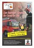 Les Sapeurs Pompiers 2A se mobilisent